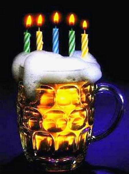 Gratis De Leukste E Cards Versturen Algemeen Verjaardag Biertje